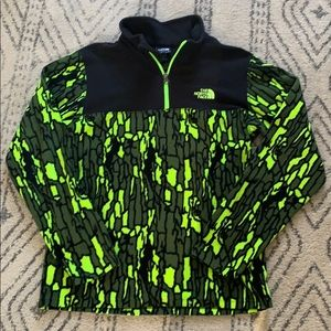 Boys The North Face pull over